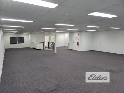 ADAPTABLE OFFICE / WAREHOUSE: LEASE HALF OR TAKE IT ALL!