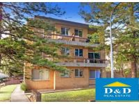 Cosy 2 Bedroom Unit in Fantastic Location. Timber floors. 2 Balconies. Car Space. Close to Transport.