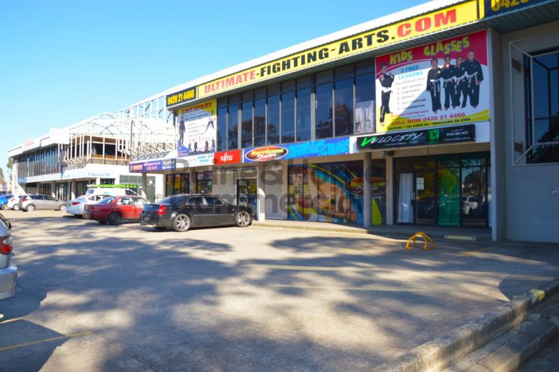 MODERN UNIT FRONTING BUSY YORK ROAD