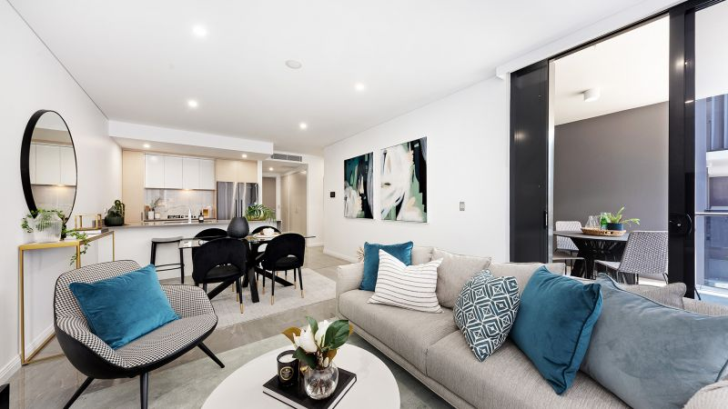 Pagewood Green - Orchid