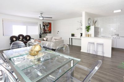Ground Floor, Stone's Throw to Broadwater, Fully Renovated!
