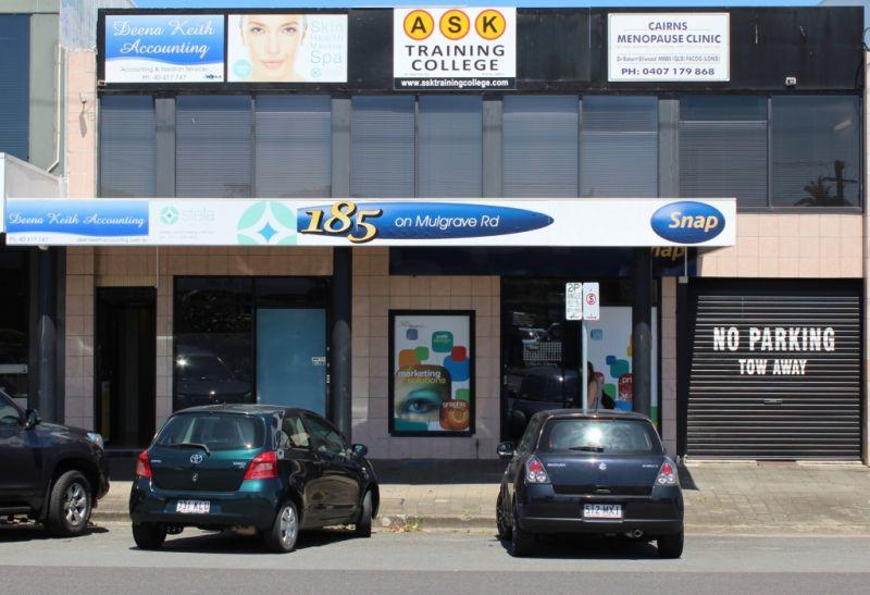 Mulgrave Road - Retail Shop