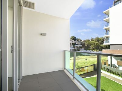 One Bedroom on Level 5 with Park Views