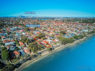 Rare Waterfront Reserve Landholding – Build the Dream