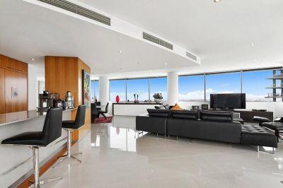 Pure Splendour In Docklands Premier Residential Precinct - FULLY FURNISHED