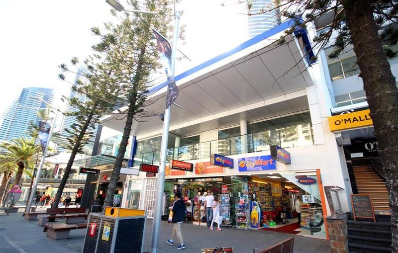 Cavill Ave Retail / Office Opportunity