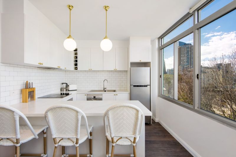 Sleek One Bedroom Apartment Offering Convenience & Style