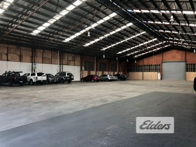 WAREHOUSE OPPORTUNITY IN WEST END - MASSIVE STREET FRONTAGE!!