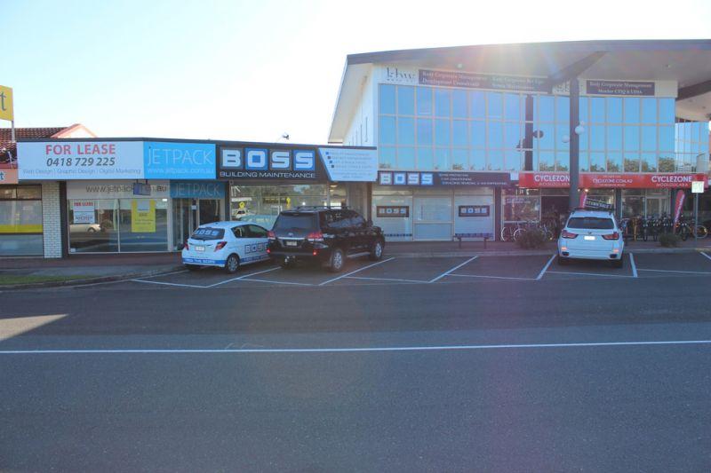 High Exposure Retail Shop For Lease | Brisbane Road