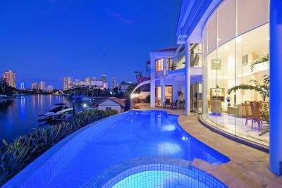 North Point Position in Broadbeach Waters Prestigious Golden Triangle