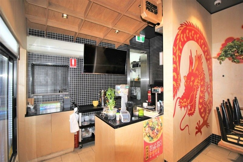 FULLY FITTED RESTAURANT ACROSS FROM HURSTVILLE TRAIN STATION!