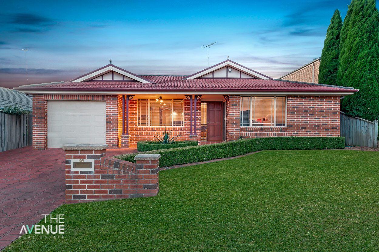 28 Cayden Avenue, Kellyville NSW 2155