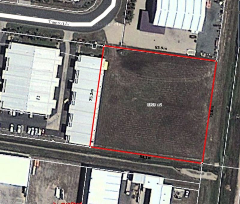 VACANT INDUSTRIAL LAND