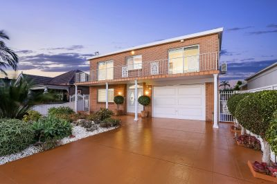 Cherished family home in superb beachside location