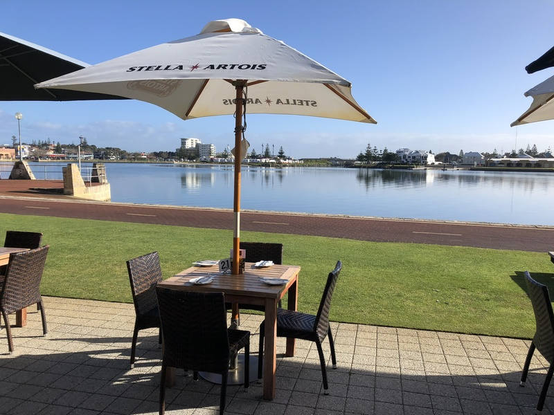 Absolute Water Front Licensed Cafe / Restaurant