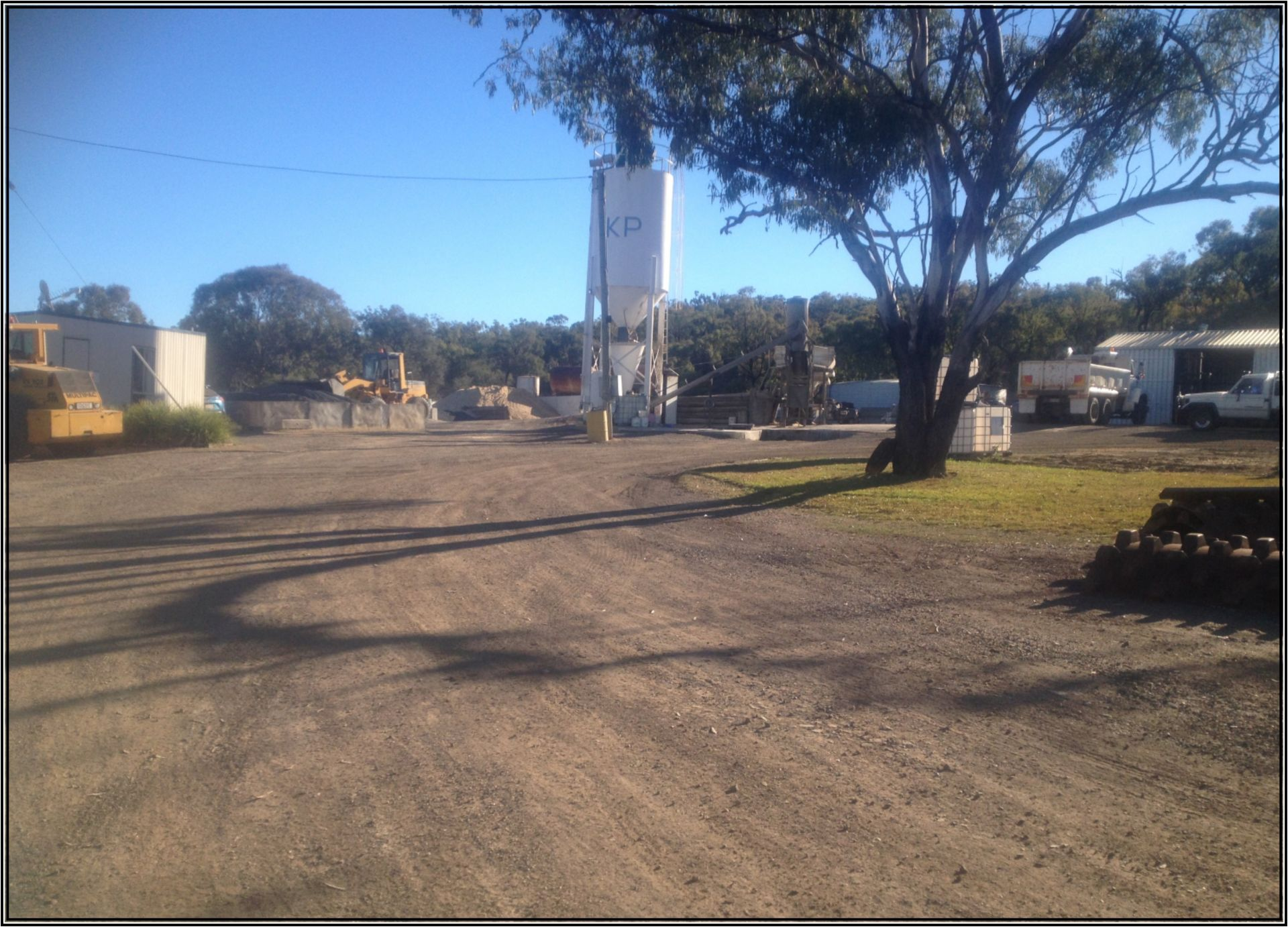 KP CONCRETE SELLING BUSINESS WITH FREEHOLD COMMERCIAL PROPERTY