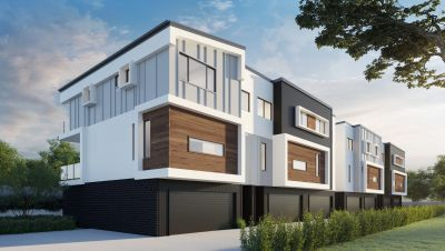 New Project Southport Townhouses  4 PRE SOLD, 3 REMAIN