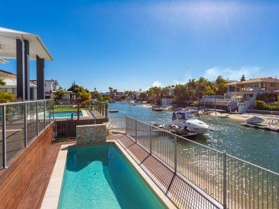 Huge Family Home in prime Broadbeach Waters Location