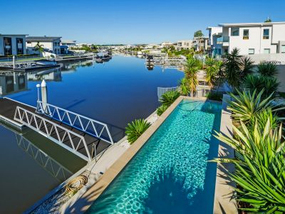Disregard All Previous Pricing - Large Waterfront Home Must be Sold!