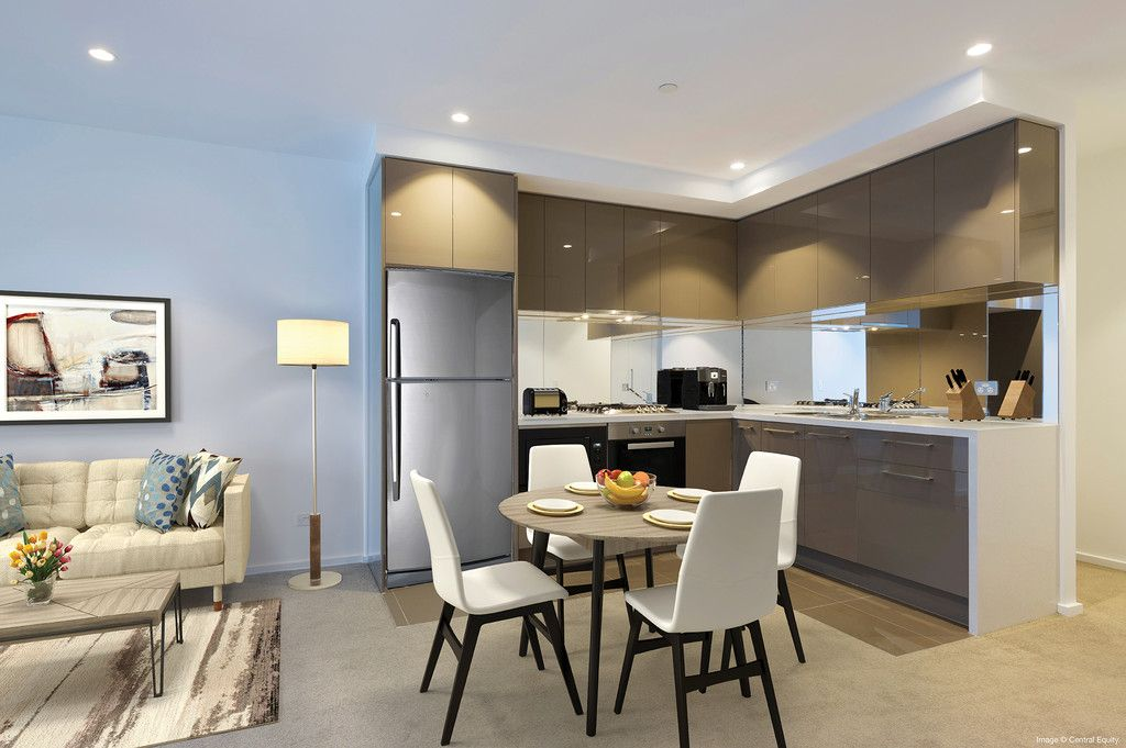 2 BEDROOM APARTMENT WITH LARGE GOURMET KITCHEN