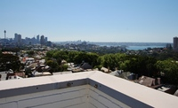 PADDINGTON 1BR F/F UNIT. GREAT LOCATION, QUIET, STUNNING 360 DEGREE VIEWS.
