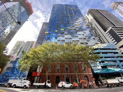 3709/220 Spencer Street, Melbourne