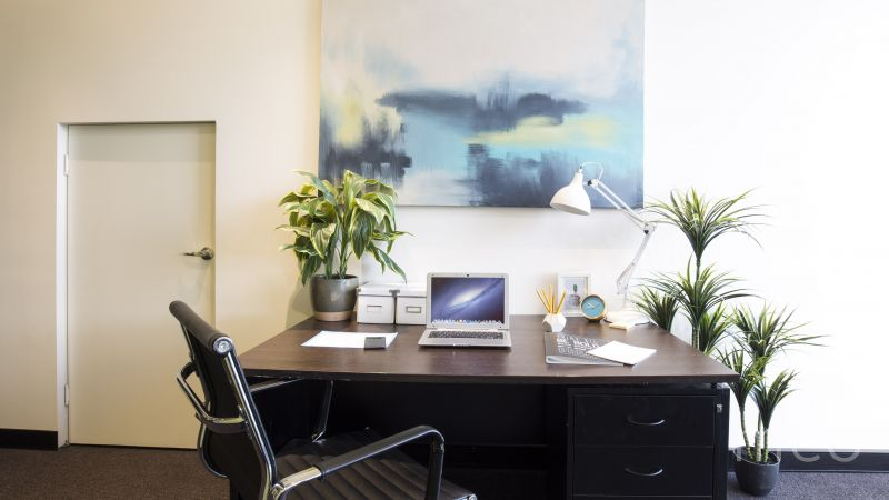 Own and occupy a private office with views of Port Phillip Bay