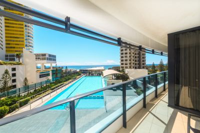 Peppers Broadbeach : The Oracle 2 bed 2 bath Front Tower North-East aspect Make an Offer