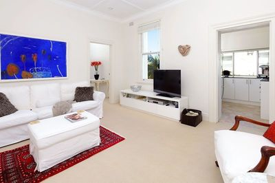 One Bedroom plus Study & Views in Pet-Friendly Building