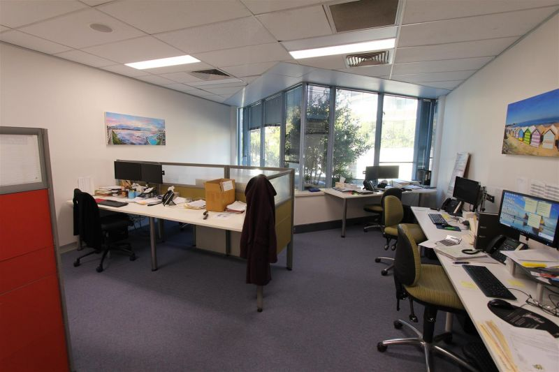 LEASED BY RYAN MCMAHON & CARL PEARCE - 69M² OFFICE SPACE
