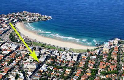 DESIGNER STUDIO JUST A WALK TO BONDI BEACH