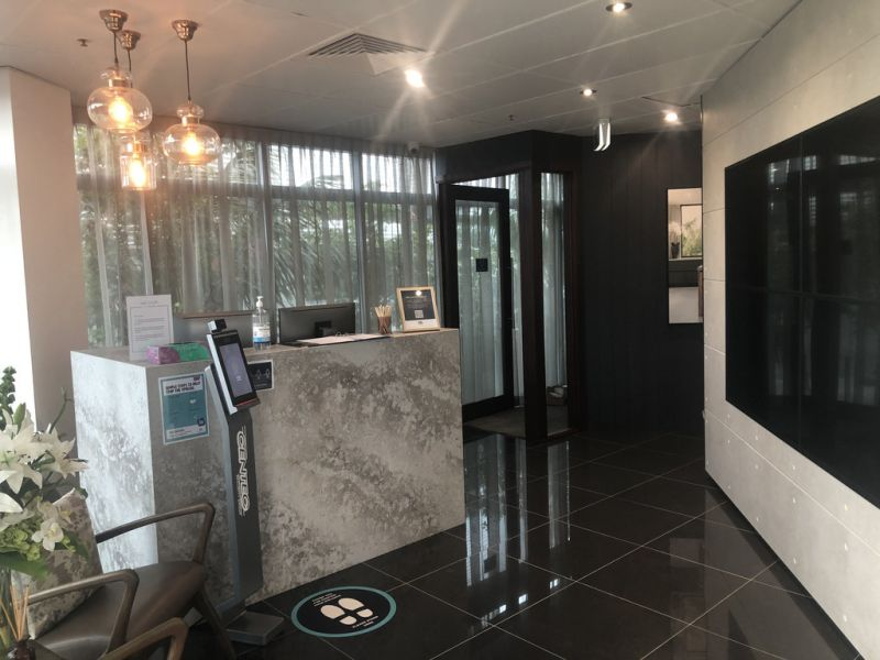Sought After Robina Ground Level Office / Medical Suite