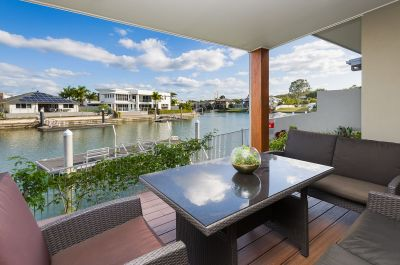 Spacious Waterfront Home in Exclusive Island Precinct - Priced to Sell!