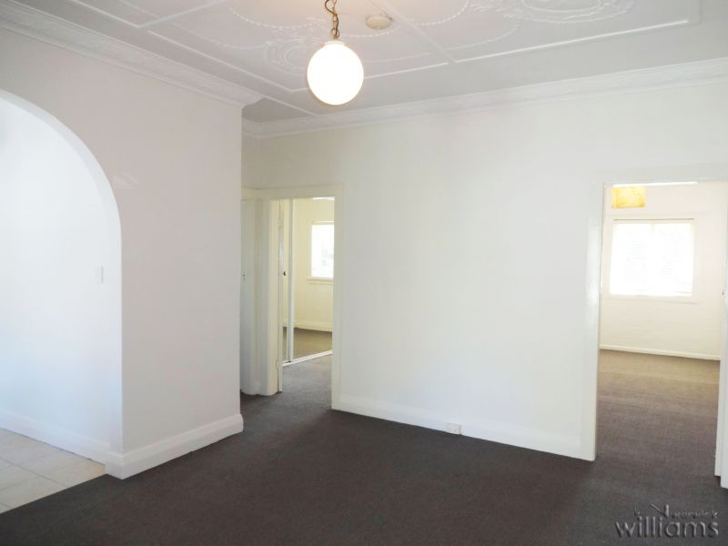 RENOVATED TWO BEDROOM APARTMENT