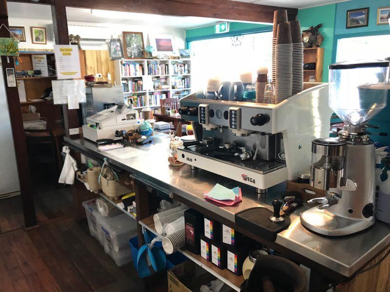 CORINDI BEACH CAFÉ - 90m2