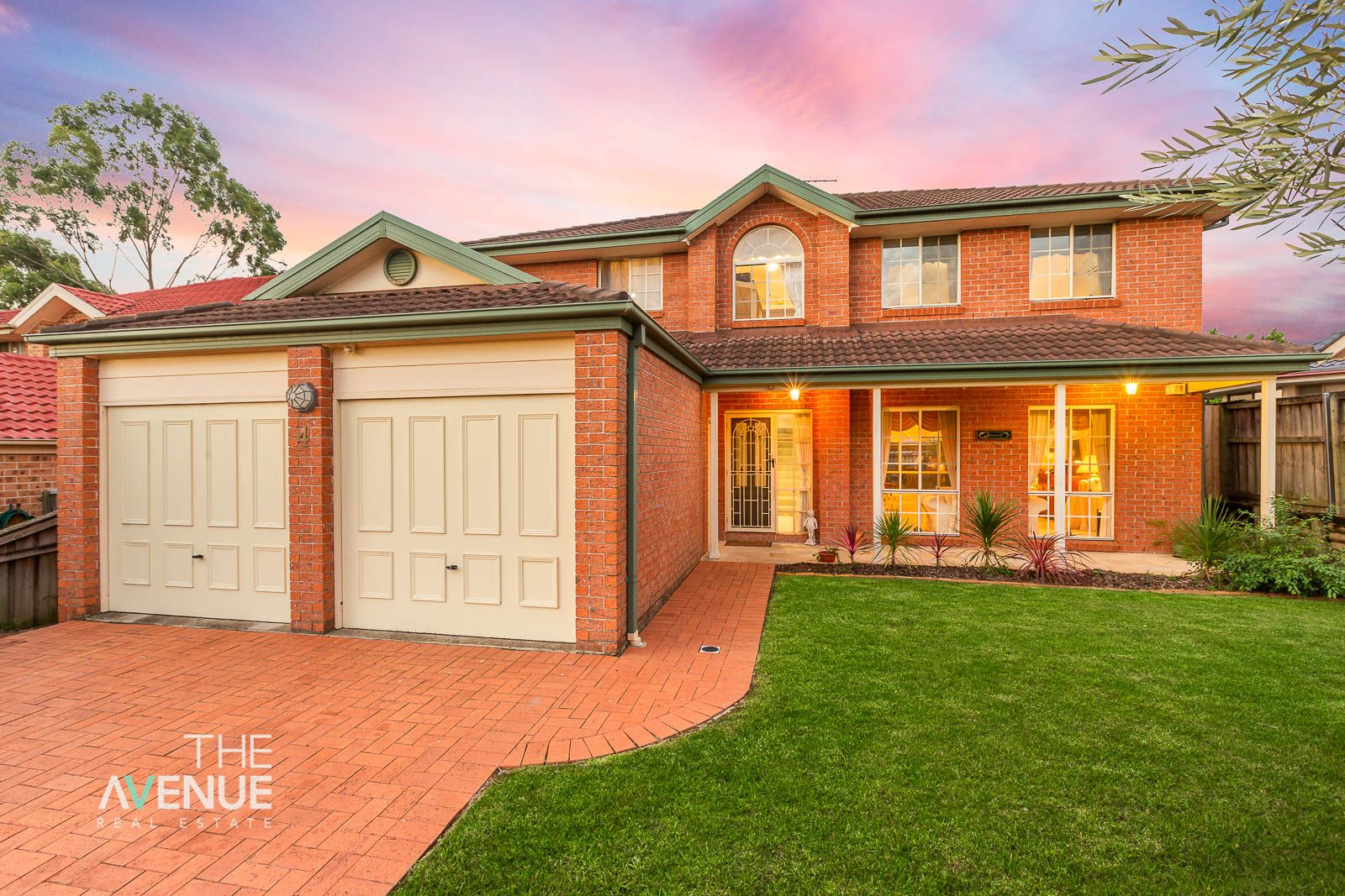 4 Blundell Circuit, Kellyville NSW 2155