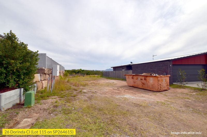 LIQUIDATOR'S SALE - BALANCE LAND ESTATE WITH 4 VACANT LOTS