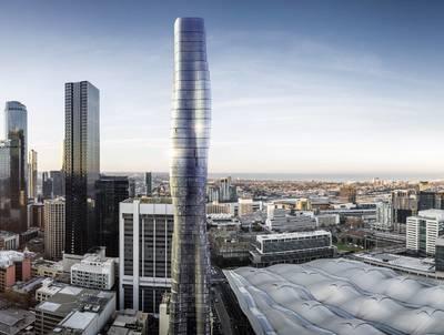 3203/134-160 Spencer Street, Melbourne