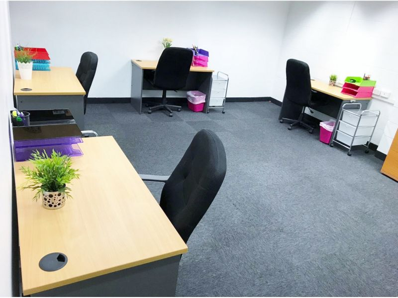 Affordable City Fringe Office Space