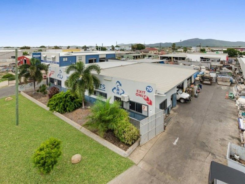 Tilt panel industrial complex - owner must sell