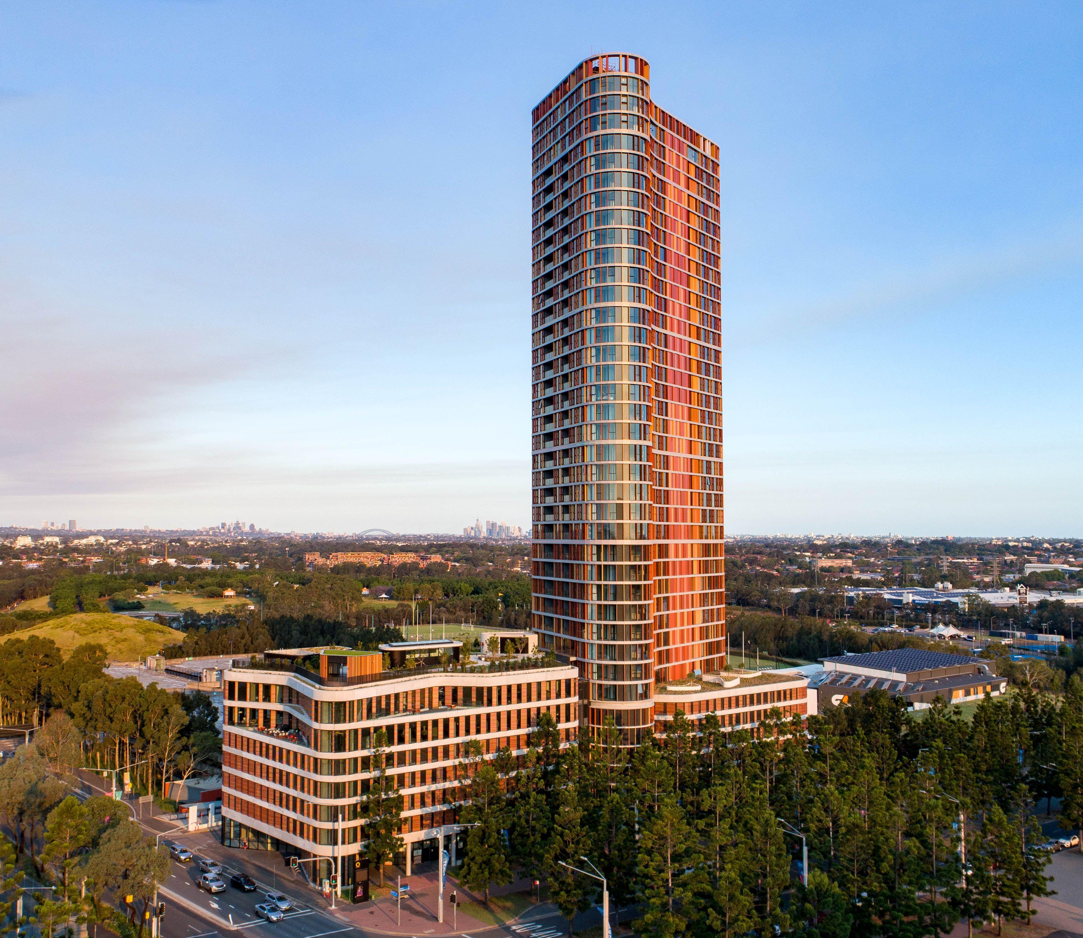 3 Olympic Boulevard Street, Sydney Olympic Park NSW 2127