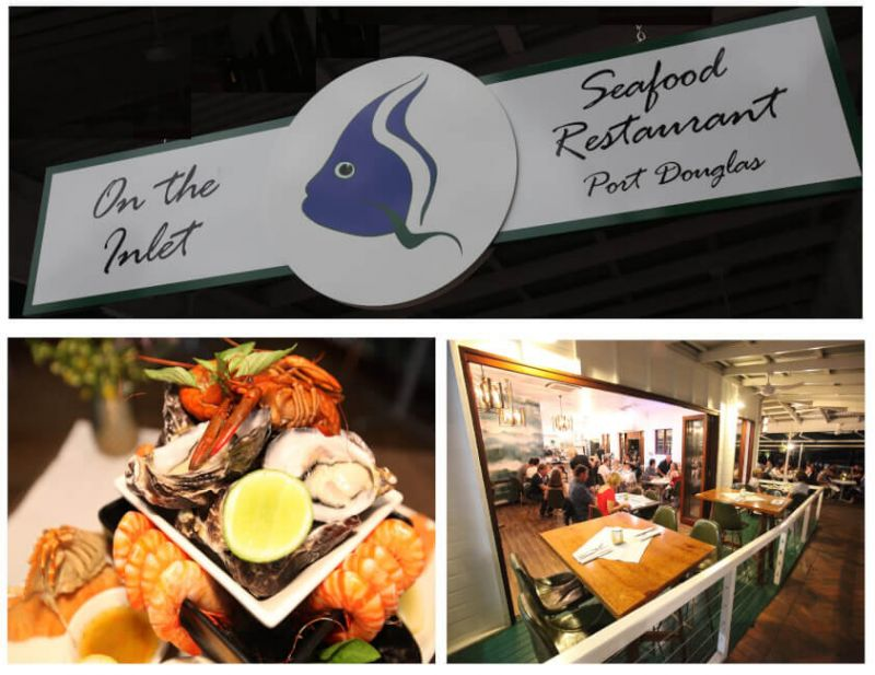 'ON THE INLET' - WORLD CLASS SEAFOOD RESTAURANT AT A MODEST PRICE