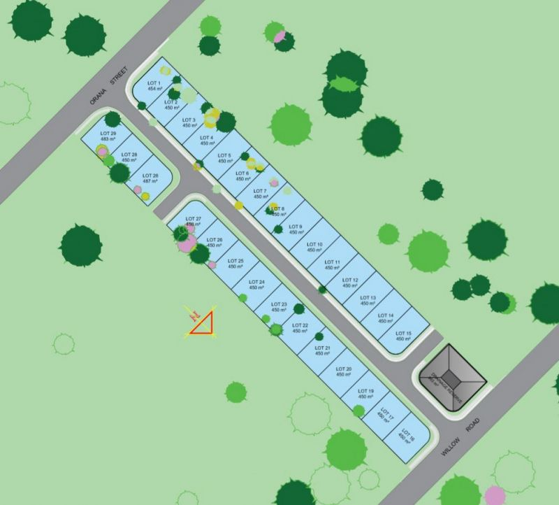 EXCITING LAND SALE OPPORTUNITY