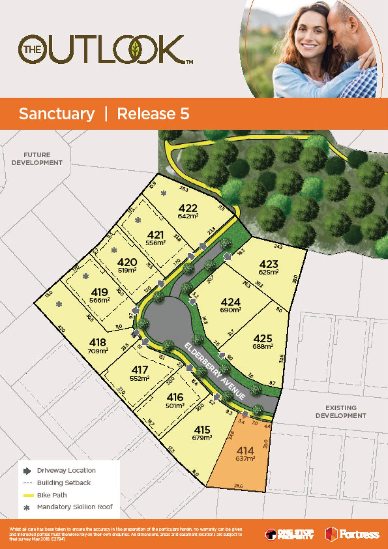 Lot 414 Elderberry Avenue, Bentley Park QLD 4869