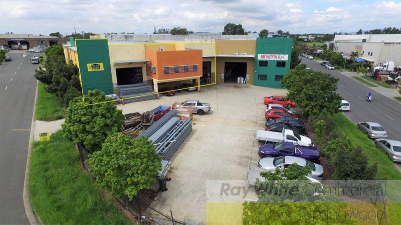 1,116sqm Modern Tilt Panel Warehouse Investment Opportunity