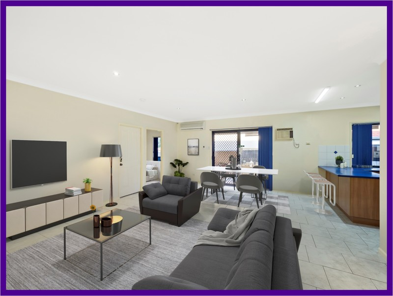 4 Bed + Study Home with 2 Ensuites