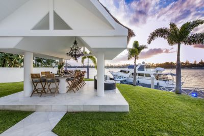 AN ICONIC LUXURY HOME ON THE LEWARD SIDE OF THE SOVEREIGN ISLANDS