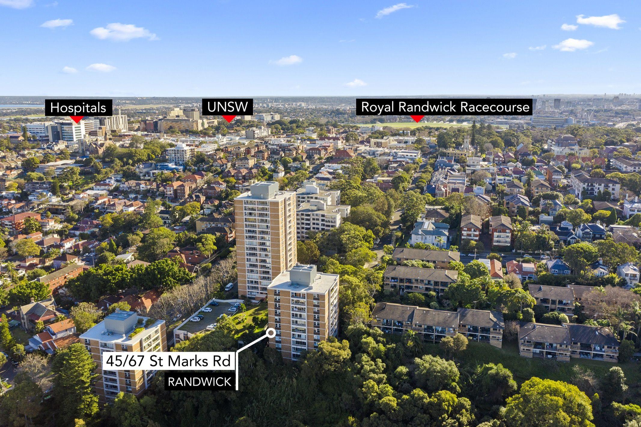 45/67 St Marks Road Randwick 2031