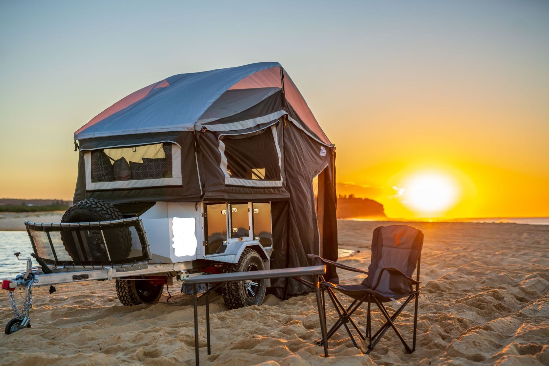 Exciting Camper Trailer Manufacturer and Retailer