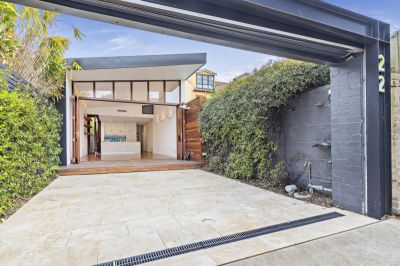 Light filled and Sophisticated Inner West Living